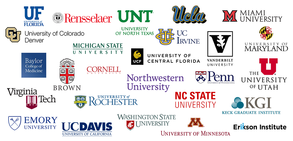 Graduate School Logos